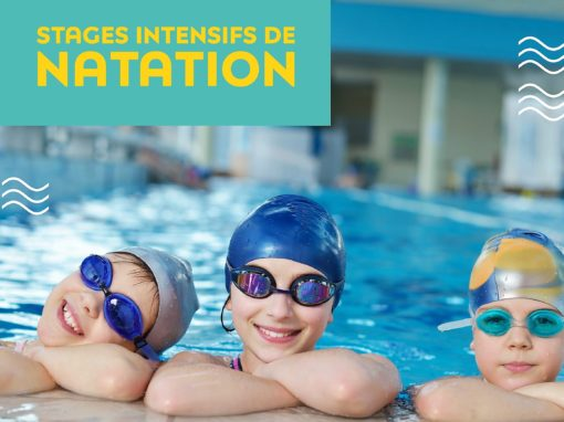 Stages de natation