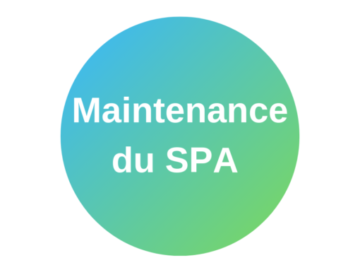 Maintenance du SPA